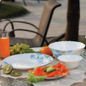 PayTM : Buy Larah Dinner Sets wih Extra 51% Cashback