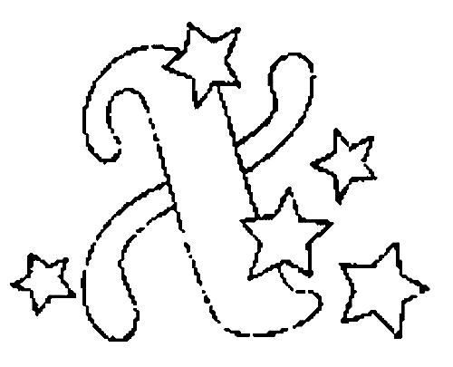 Desenhos Para Colori letras do alfabeto letra X desenhar