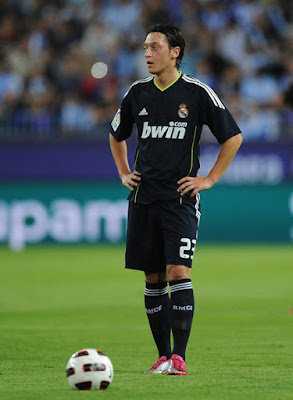 Mesut Ozil - Real Madrd (2)
