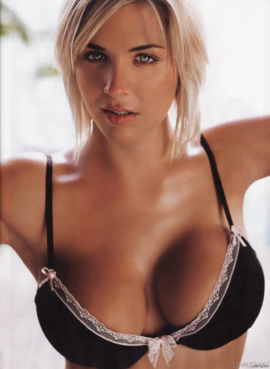 Gemma Atkinson hot tits boobs