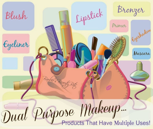 Makeup That Has Multiple Uses, By Barbie's Beauty Bits