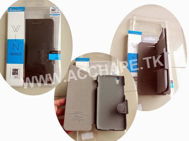 Jual Aksesoris Lenovo Vibe X S960: Beepak® Ultra Premium Book Leather ...