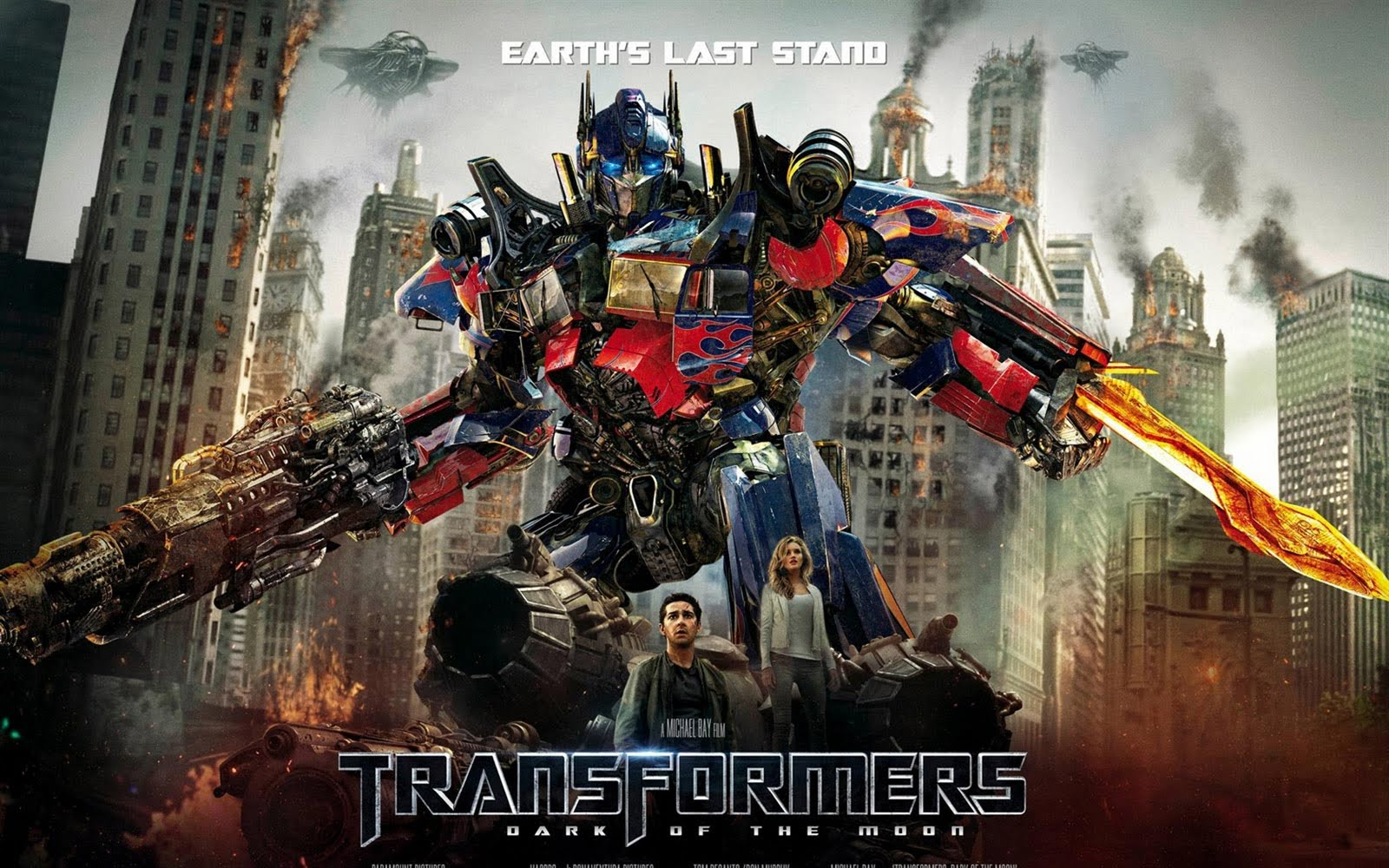Best HD Wallpaper For IPhone4 Transformers 2 IPhone Download 4