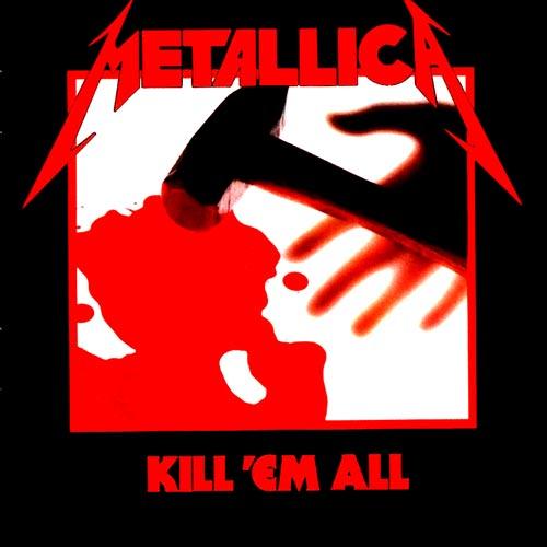 heavy metal Metallica+-+Kill+%2527Em+All