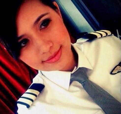 gambar nadira ramli, nadira ramli kekasih fariq abdul hamid, co captain mh370, nadira ab hamid, gambar kekasih fariq abdul hamid mh370, nadira ramli mh370