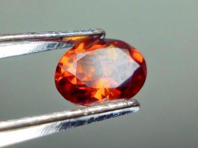 Batu Permata Spessartite Garnet