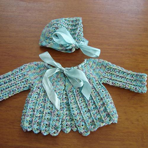 Doreen Baby Set