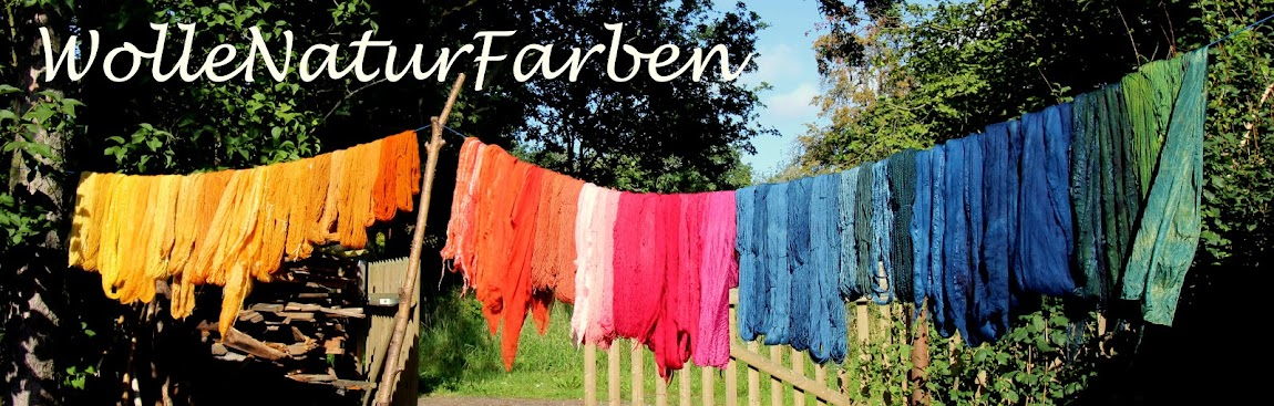 Wolle       Natur      Farben