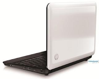 spesifikasi Netbook HP