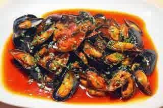 Resep Seafood Kerang Saus Padang Super Nikmat