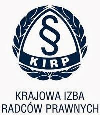 Logo Krajowej Izby Radców Prawnych