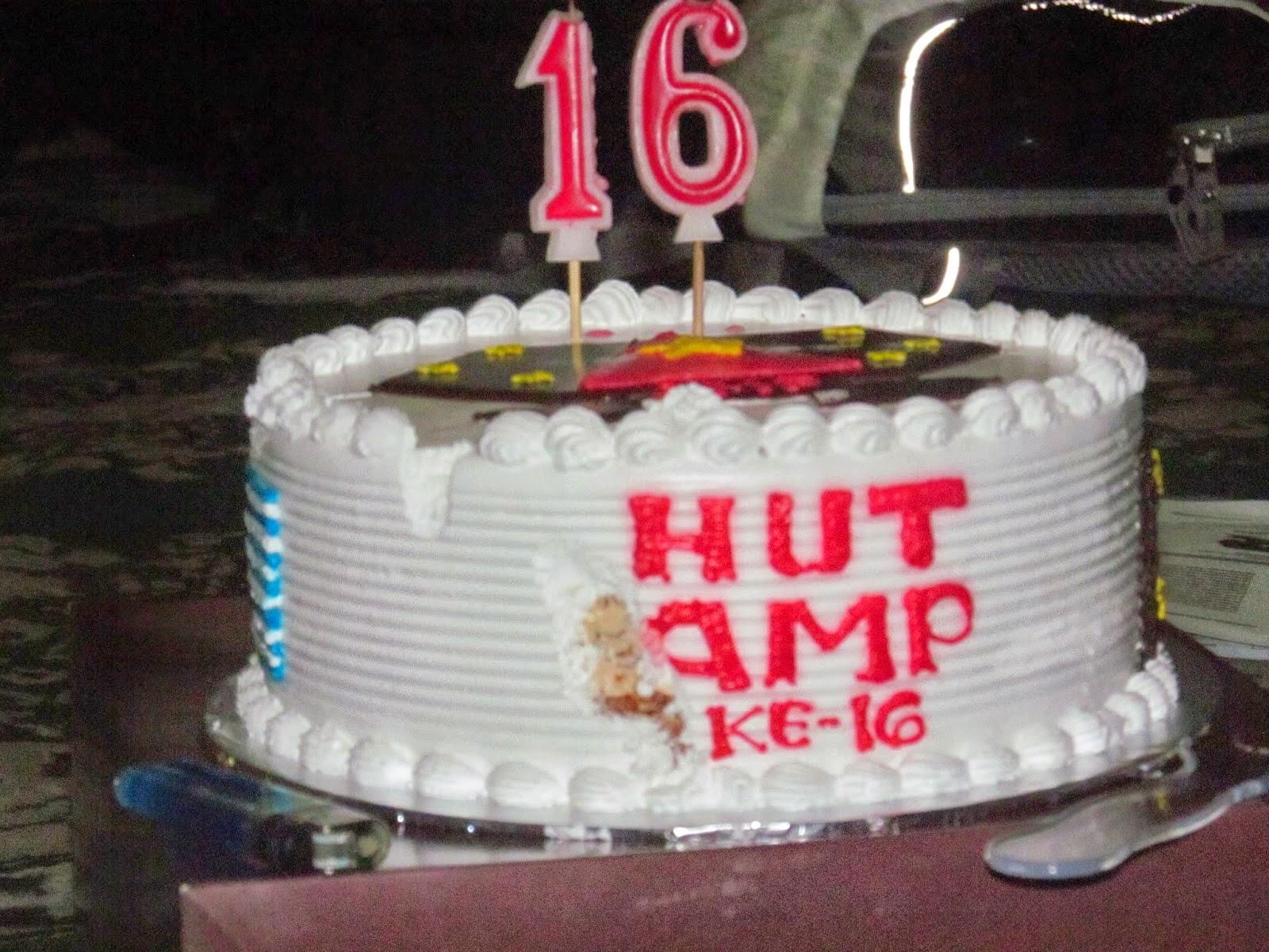 HUT Ke-XVI AMP