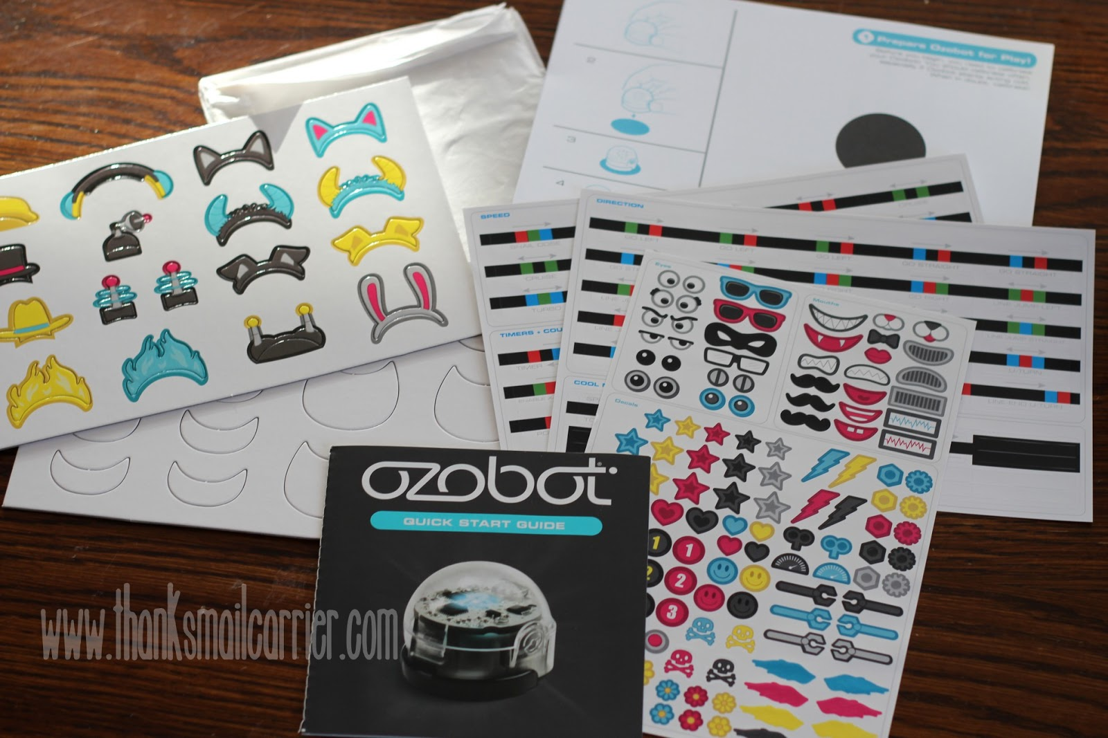 Ozobot quick start guide