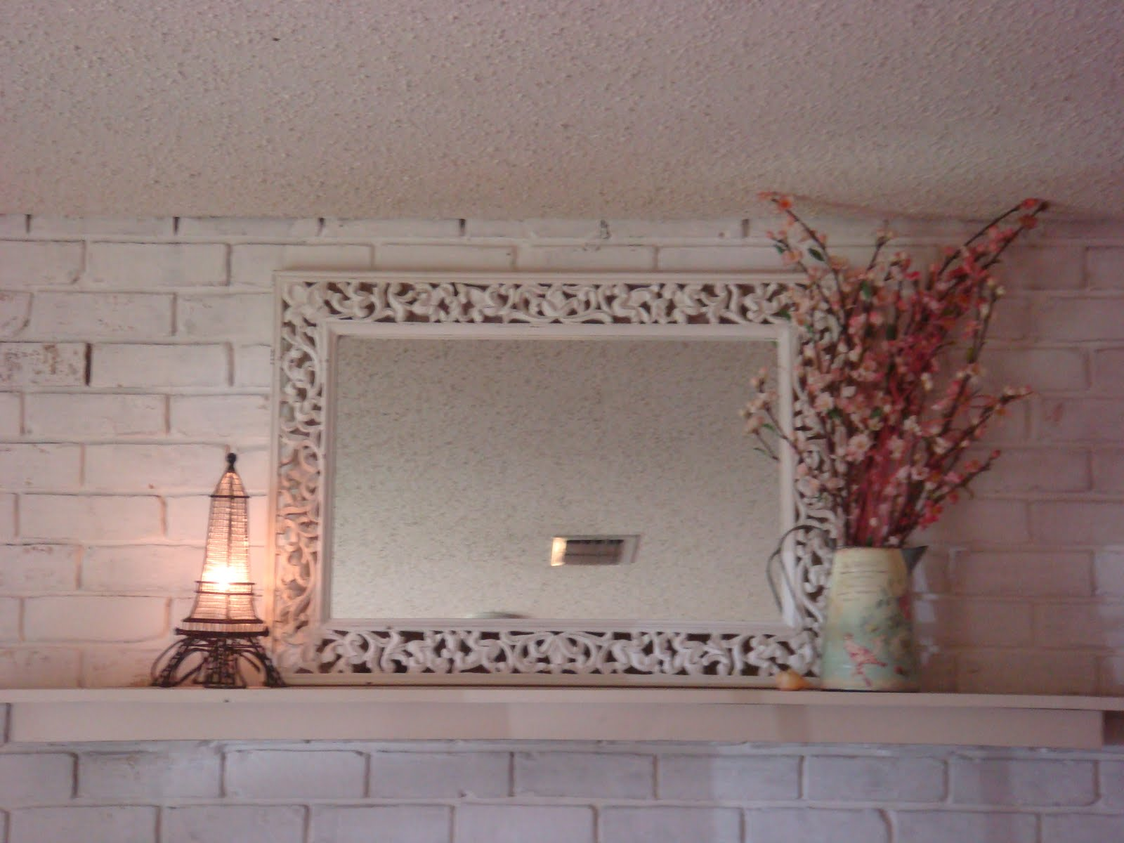 It's an Adorable Life: Our Family-Room Fireplace Make-
