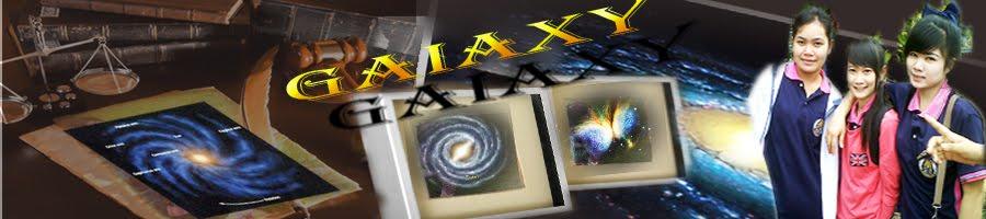 โครงงานสื่อการเรียนการรู้  เรื่อง  กาแล็กซีทางช้างเผือก