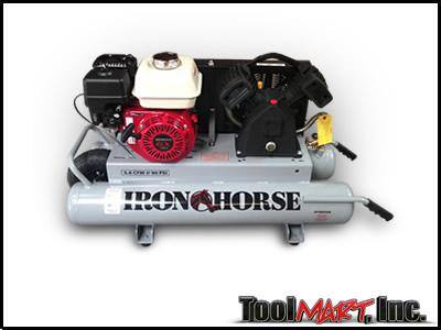 Iron Horse Portable Gas Compressor Toolmart Inc S Blog