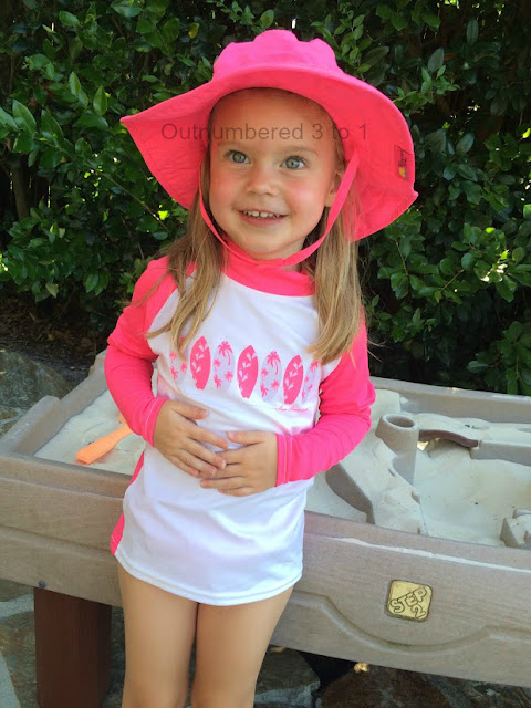 Functional Sun Safety Clothes