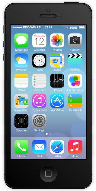 iOS 7 線上 Demo
