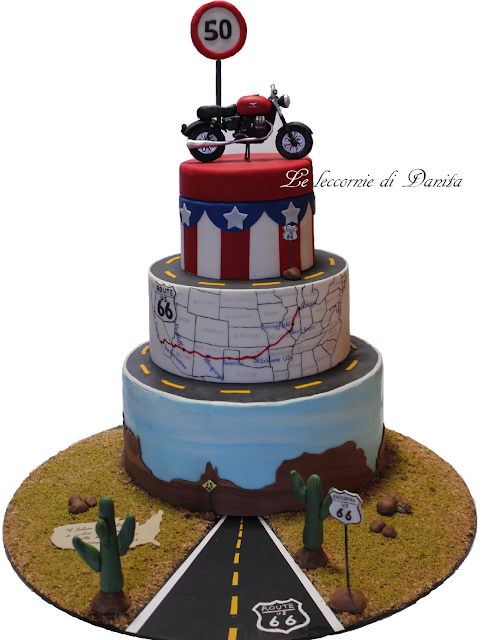 torta: route 66