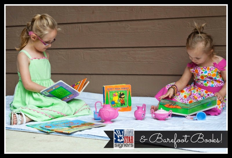 Barefoot Books: A Perfect Fit!