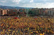 El Líbano está lleno de Peronistas...