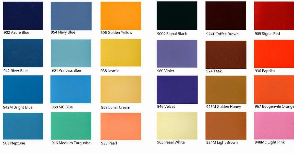 gambar pilihan warna cat rumah minimalis modern rumah