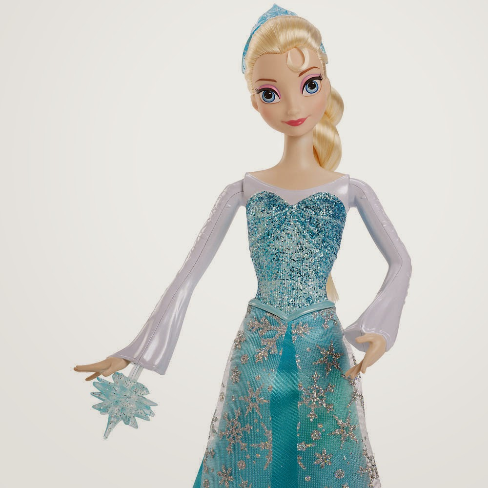 Frozen Toys R Us : New frozen dolls at toys r us