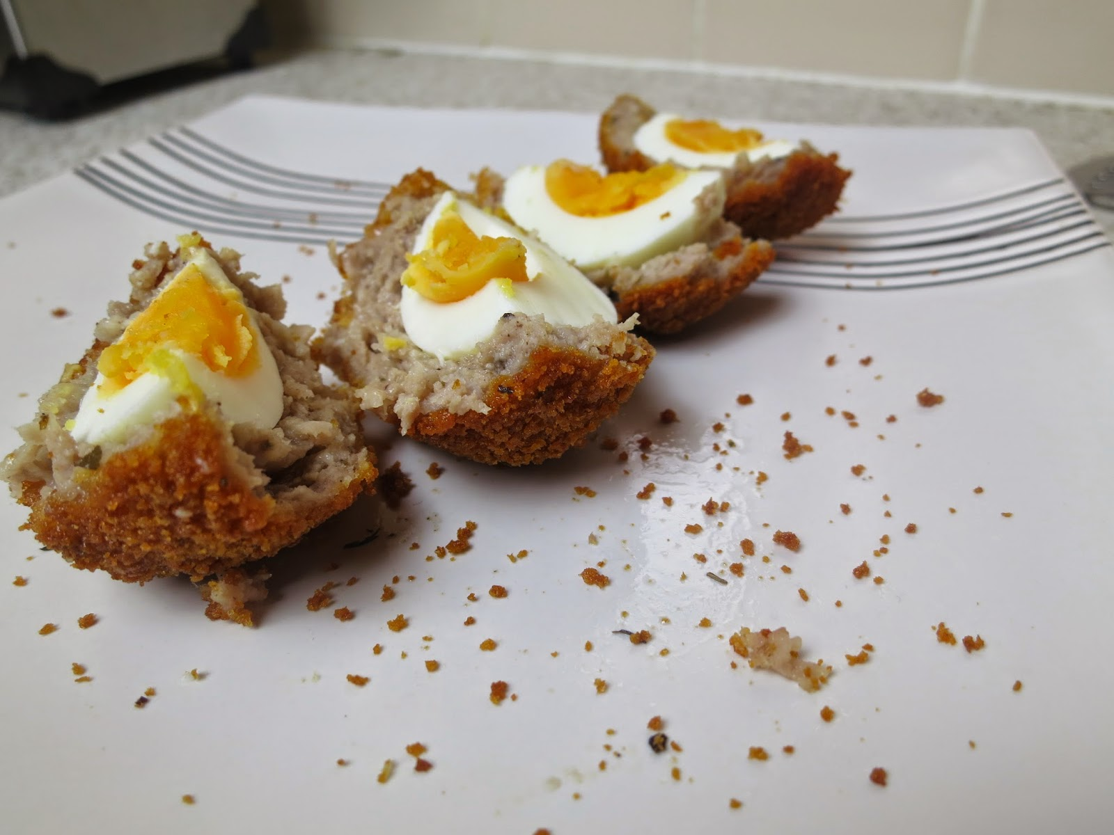 How to make Scotch Eggs