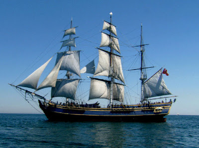 Bounty bateau