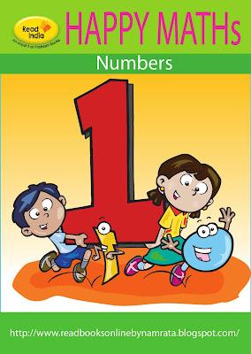 Maths Teaching Through Stories for Kids Part 1: Read on  BOOKS BY NAMRATA AMBATI