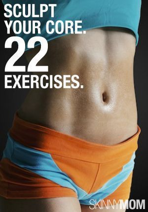 Sculpt Your Core 22 Exercises