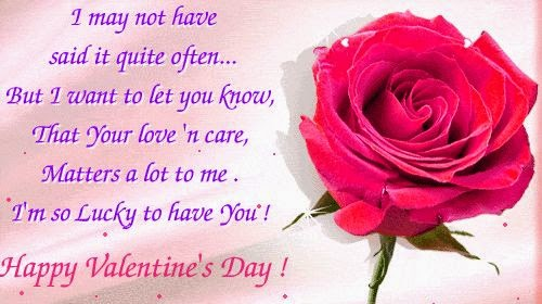 Happy Valentine S Day Special Quotes With Image Amazing Happy