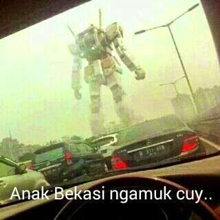 Gambar Meme Bekasi Lucu Transformers Trending Twitter