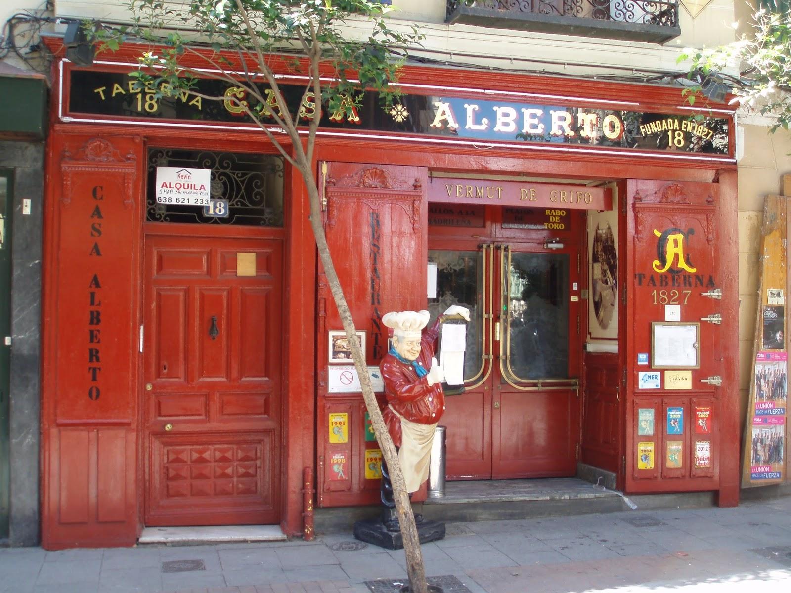 Ruta taurina por madrid 1 - Carniceria en madrid ...
