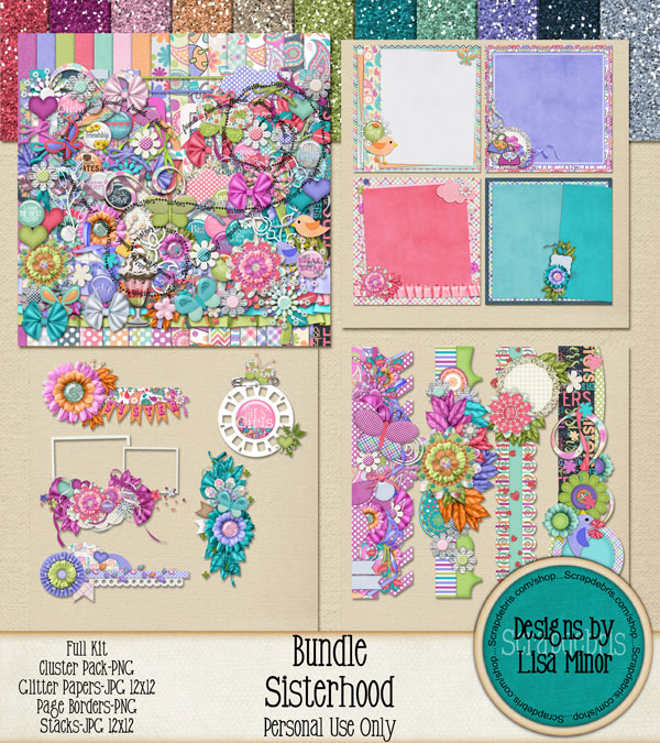 Sisterhood Bundle