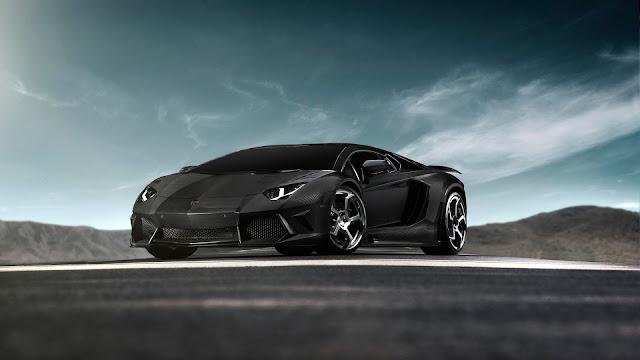 2012 Mansory Lamborghini Aventador Carbonado LP700 4 HD Wallpaper
