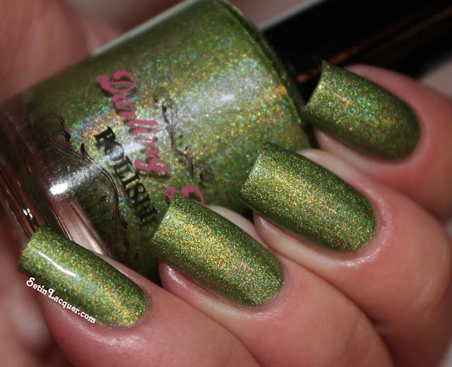 Darling Diva - Green Diamond