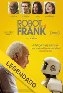 Frank e o Robô – Legendado