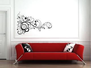 ������ ���� 2012, ����� 2012,������� wall-sticker-black-on-white-swirls.jpg