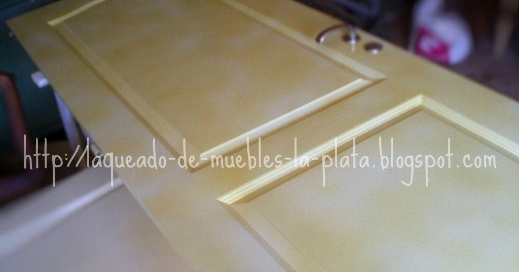 Muebles de madera Restauración, lustre y laqueado