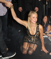 Paris Hilton Super Hot Birthday Party Pictures