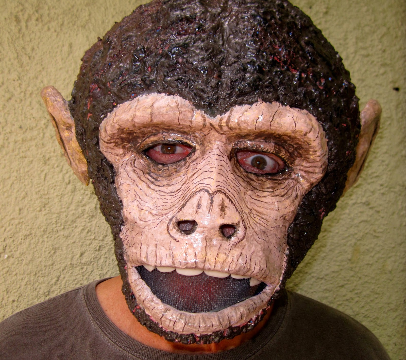 How to Make a Papier Mâché Mask (for Kids) How to Make a Papier Mâché Mask (for Kids) new pics