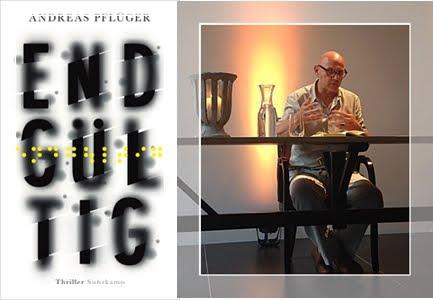 LESUNG: Endgültig von Andreas Pflüger