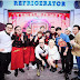 SNSD TaeYeon's pictures with the cast of the Chinese version of 'Please Take Care of My Refrigerator'
