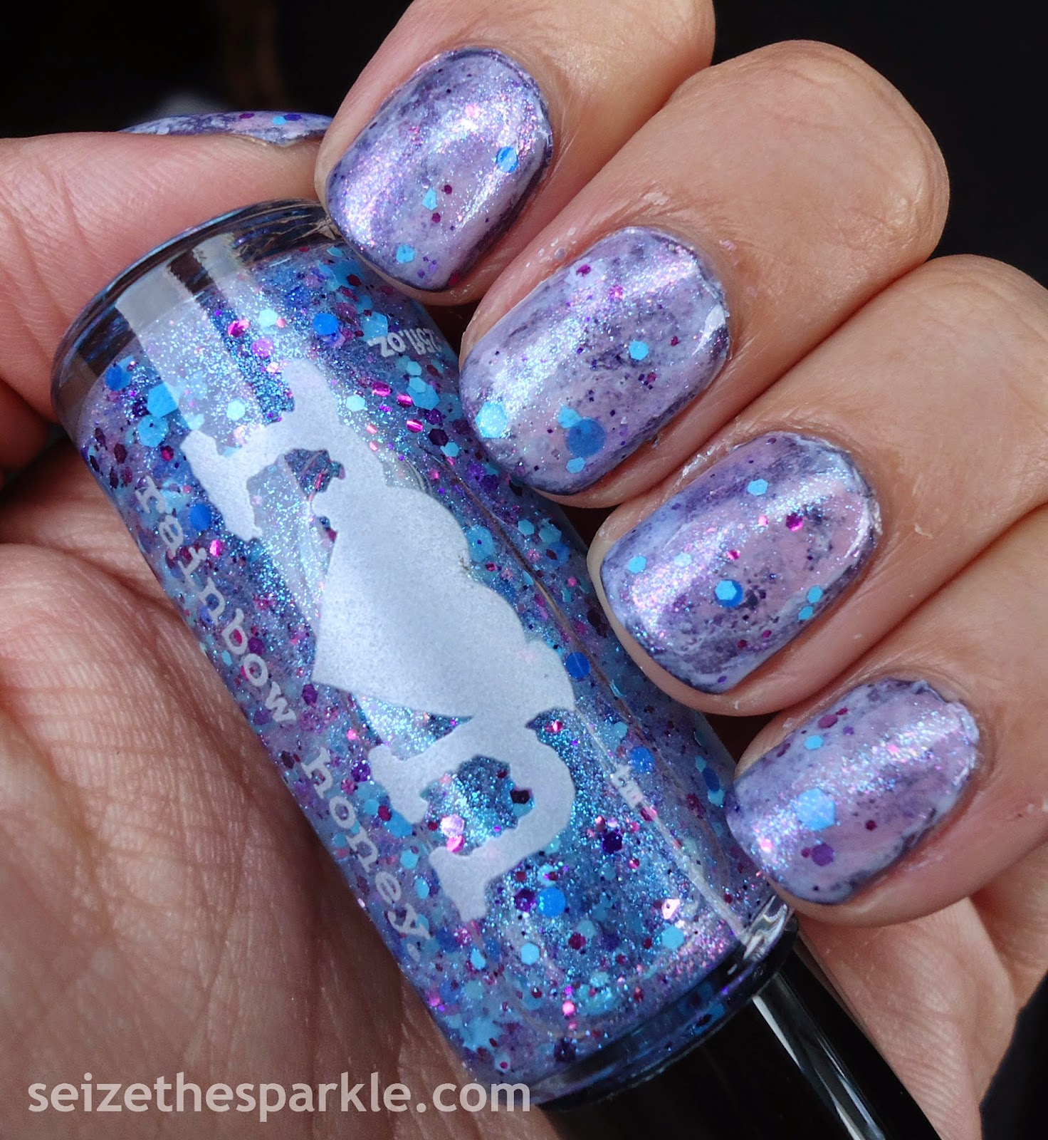 Rainbow Honey April Mystery Bag Manicure