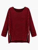http://www.choies.com/product/red-cabled-jumper-with-zip