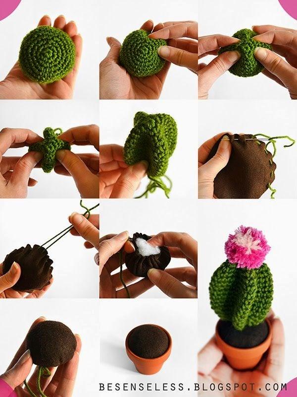 La Fabrique ? Deco: Faux cactus et projets DIY pour la deco