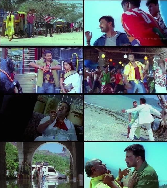 Ranga 2015 Hindi Dubbed WEBRip 720p