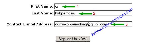 Cara Mendaftar JSS Tripler