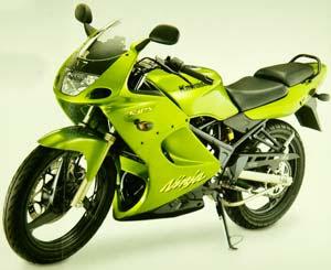 HOT MOTO SPEED  Kawasaki Ninja 150